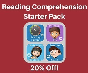 This app bundle is a great choice for struggling readers.  Real learning plus real fun =  a good deal!
